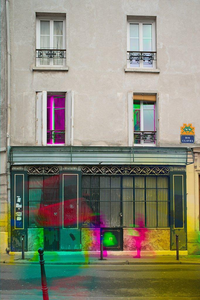 Rue Clavel
