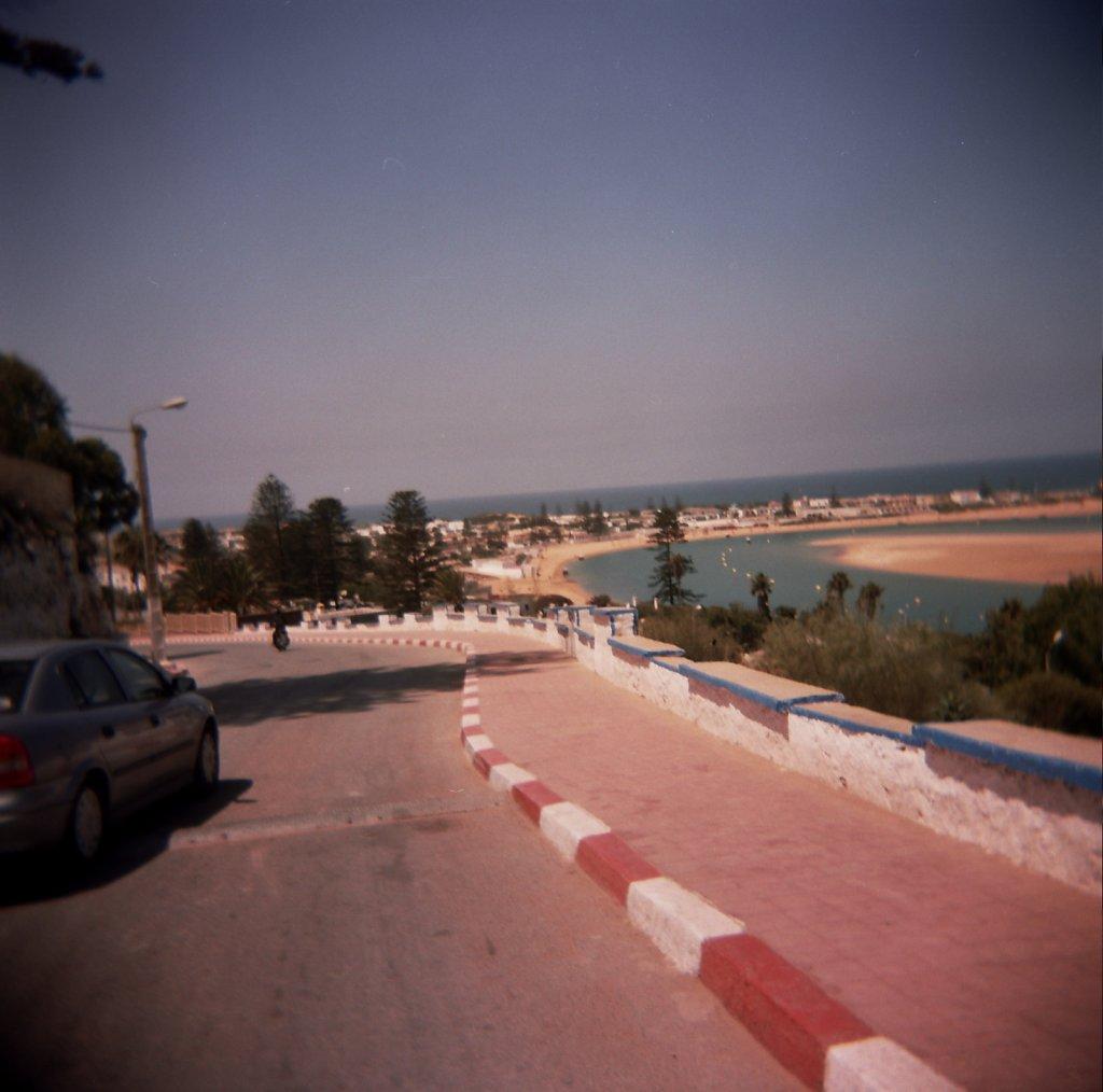 Oualidia et sa lagune