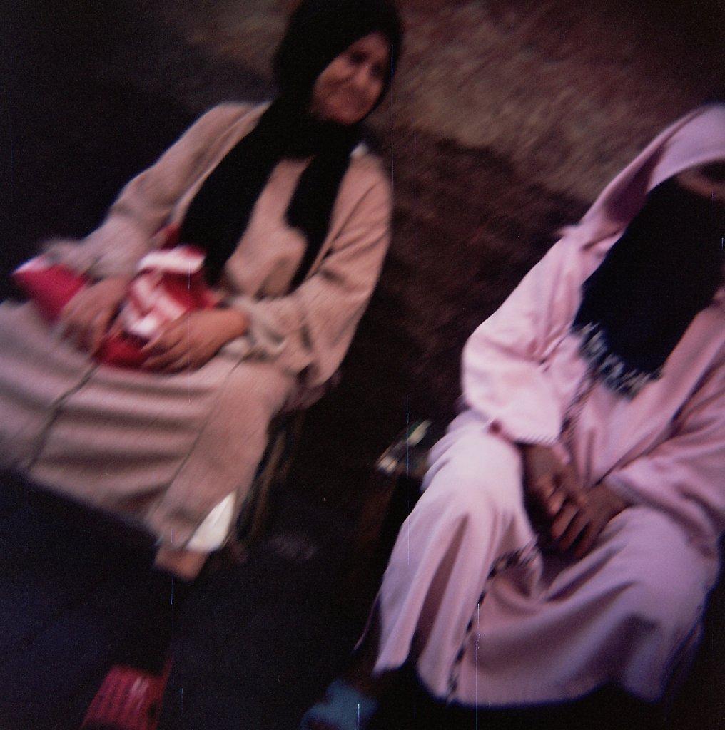Les femmes de Marrakech